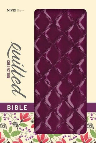 NIV Quilted Collection Bible