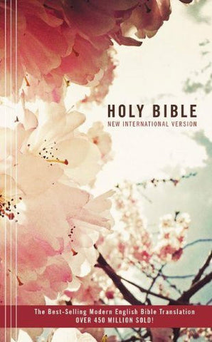 NIV, Holy Bible, Paperback: The Best-Selling Modern English Bible Translation Over 450 Million Sold!