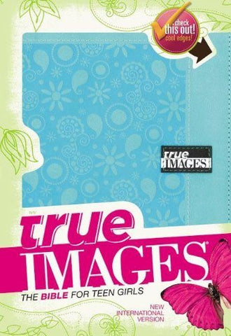 NIV, True Images: The Bible for Teen Girls, Hardcover