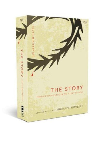 The Story Teen Edition with DVD: Youth Pastor Kit