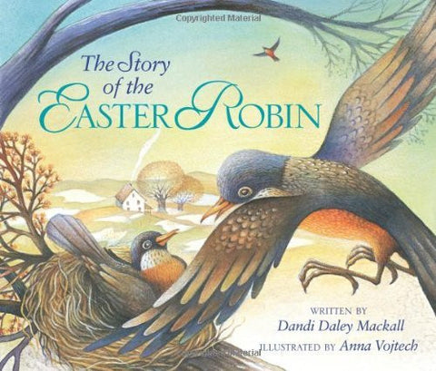 The Story of the Easter Robin