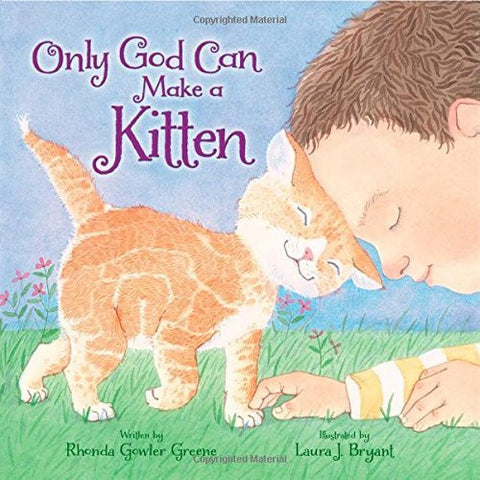 Only God Can Make a Kitten