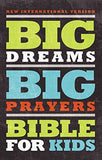 NIV, Big Dreams, Big Prayers Bible for Kids, Imitation Leather, Purple