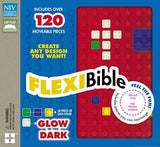 NIV, Flexi Bible, Imitation Leather, Red