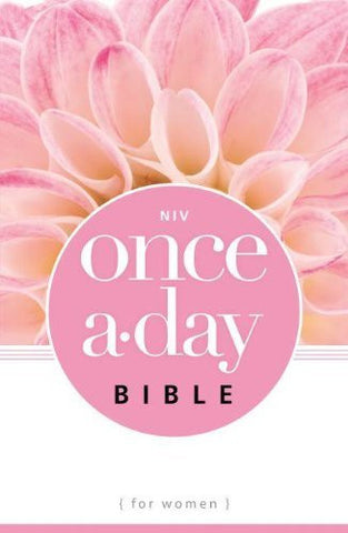 NIV, Once-A-Day Bible for Women, Paperback