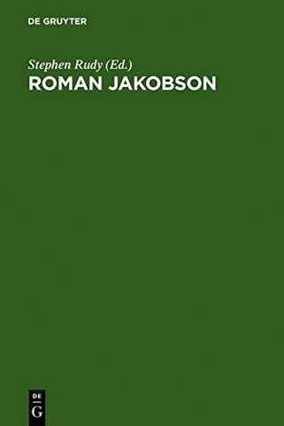 Roman Jakobson: 1896 - 1982. a Complete Bibliography of His Writings (Toronto Studies in Theology)