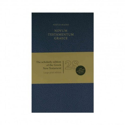 Novum Testamentum Graece / Greek New Testament, 28th Edition