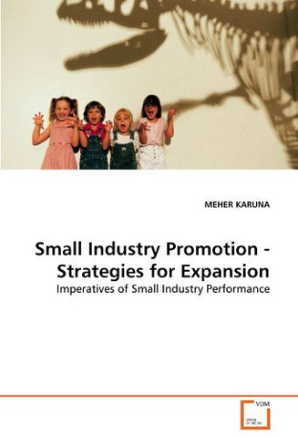 Small Industry Promotion - Strategies for Expansion: Imperatives of Small Industry Performance