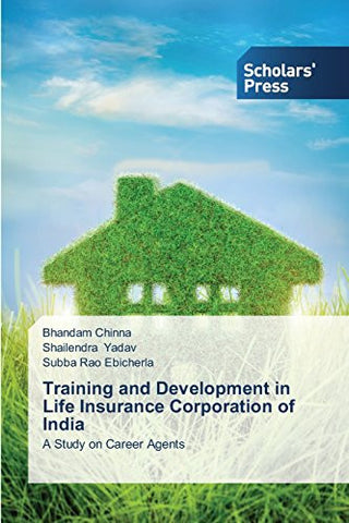 Training and Development in Life Insurance Corporation of India