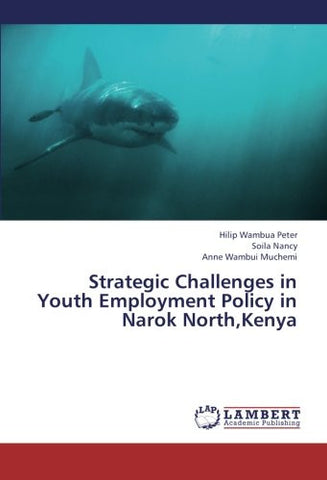 Strategic Challenges in Youth Employment Policy in Narok North,Kenya