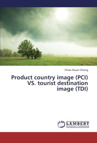 Product country image (PCI) VS. tourist destination image (TDI)
