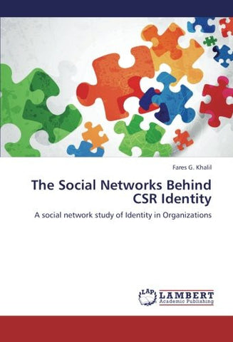 The Social Networks Behind CSR Identity: A social network study of Identity in Organizations