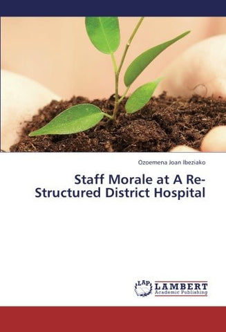 Staff Morale at A Re-Structured District Hospital