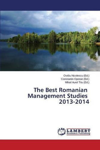 The Best Romanian Management Studies 2013-2014
