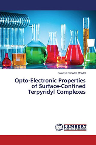 Opto-Electronic Properties of Surface-Confined Terpyridyl Complexes