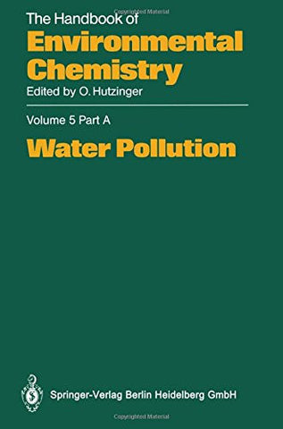 Water Pollution (The Handbook of Environmental Chemistry)