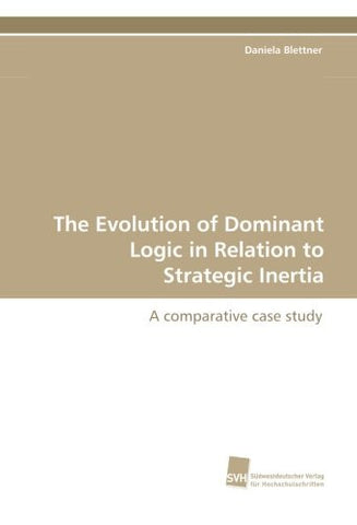 The Evolution of Dominant Logic in Relation to Strategic Inertia: A comparative case study