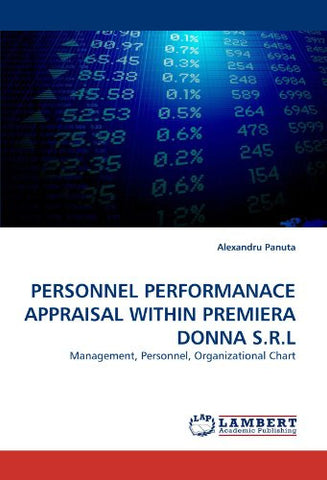 PERSONNEL PERFORMANACE APPRAISAL WITHIN PREMIERA DONNA S.R.L: Management, Personnel, Organizational Chart