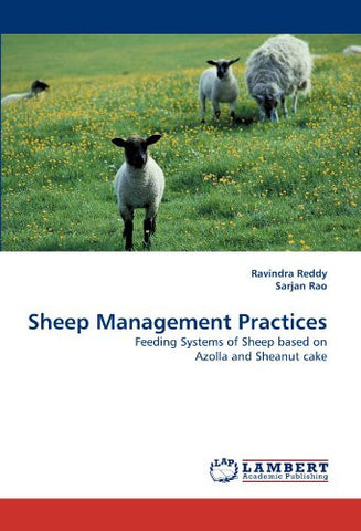 Sheep Management Practices: Feeding Systems of Sheep based on Azolla and Sheanut cake