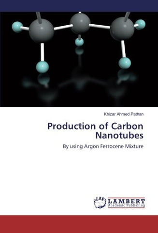 Production of Carbon Nanotubes: By using Argon Ferrocene Mixture