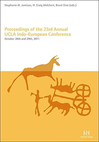 Proceedings of the 23rd Annual UCLA Indo European Conference: October 28th and 29th, 2011