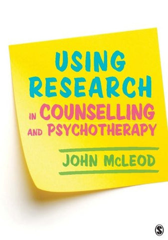 Using Research in Counselling and Psychotherapy