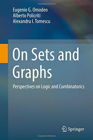 On Sets and Graphs: Perspectives on Logic and Combinatorics
