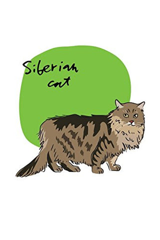 Siberian Cat Notebook & Journal. Productivity Work Planner & Idea Notepad: Brainstorm Thoughts, Self Discovery, To Do List
