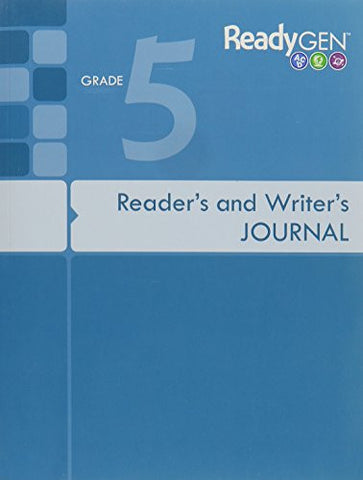 READYGEN 2014 READERS & WRITERS JOURNAL GRADE 5