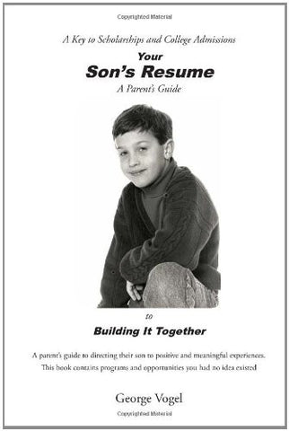 Your Son's Resume to Building It Together