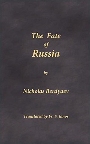The Fate of Russia (Hardcover - October 1, 2016)