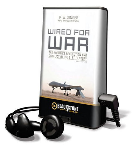 Wired for War (Playaway Adult Nonfiction)