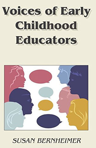 Voices of Early Childhood Educators (Childhood Studies)
