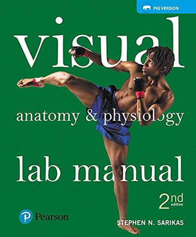 Visual Anatomy & Physiology Lab Manual, Pig Version Plus MasteringA&P with Pearson eText -- Access Card Package (2nd Edition)