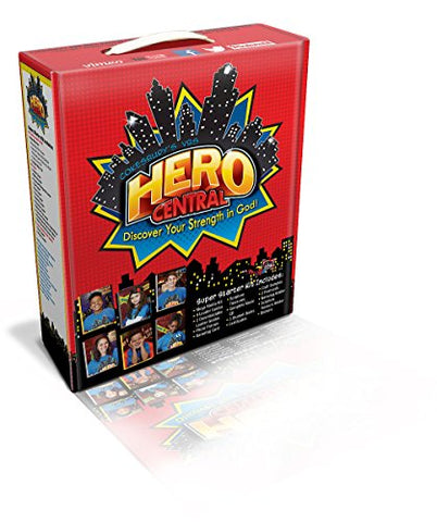 Vacation Bible School VBS Hero Central Super Starter Kit: Discover Your Strength in God! (Hardcover - January 16, 2018)