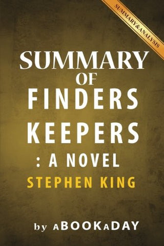 Summary of Finders Keepers: A Novel by Stephen King | Summary & Analysis