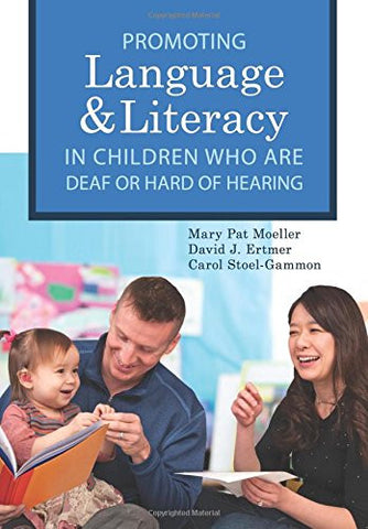 Promoting Speech, Language, and Literacy in Children Who Are Deaf or Hard of Hearing (CLI)