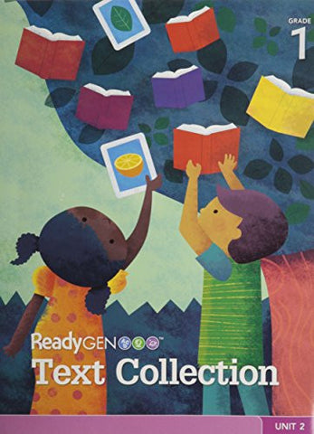 READYGEN 2014 TEXT COLLECTION GRADE 1 VOLUME 2