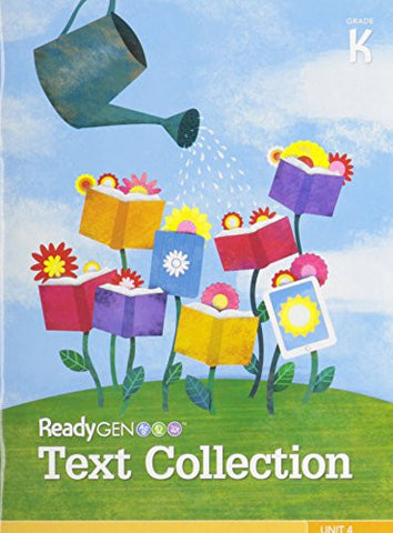 READYGEN 2014 TEXT COLLECTION LITTLE BOOK 6-PACK GRADE K UNIT 4