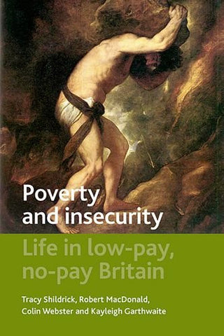 Poverty and Insecurity: Life in Low-Pay, No-Pay Britain (Studies in Poverty, Inequality and Social Exclusion)