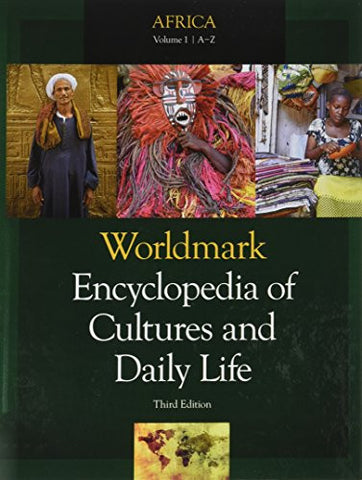 Worldmark Encyclopedia of Cultures and Daily Life: 5 Volume Set