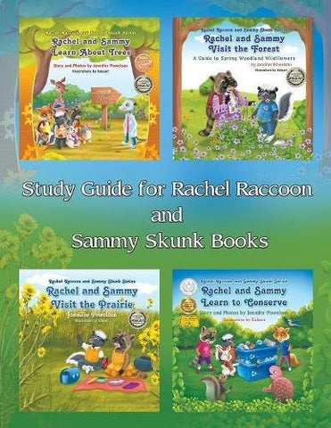 Study Guide for Rachel Raccoon and Sammy Skunk Books