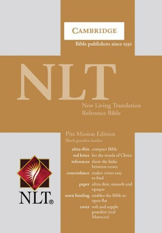 New Living Translation Reference Bible