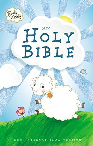 Really Woolly Bible: New International Version