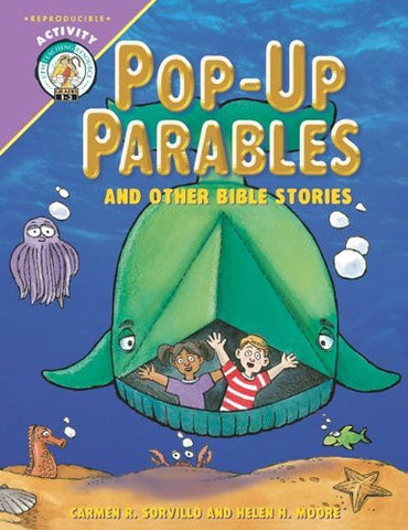 Pop Up Parables and Other Bible Stories; 48 Pages Reproducible Patterns