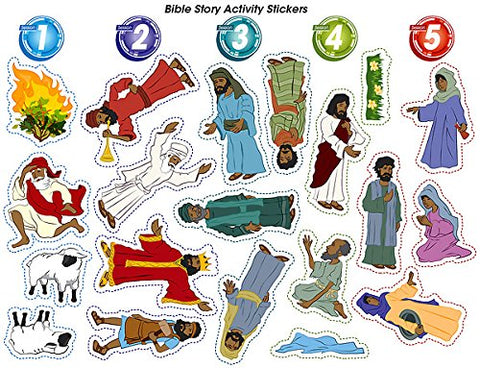 Vacation Bible School (VBS) 2015 G-Force Bible Story Activity Stickers: God's Love in Action (G-Force (Vbs)) - Hardcover