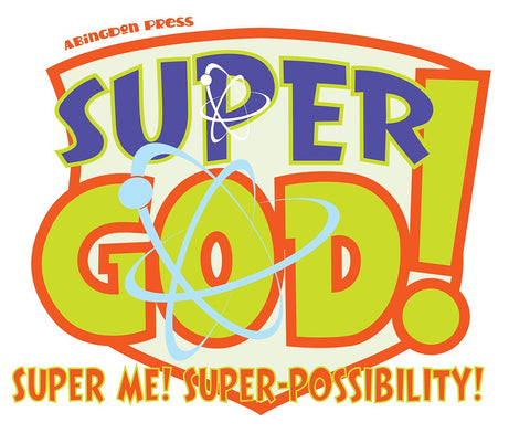 Vacation Bible School (VBS) 2017 Super God! Super Me! Super-Possibility! Outreach/Follow Up (Hardcover)