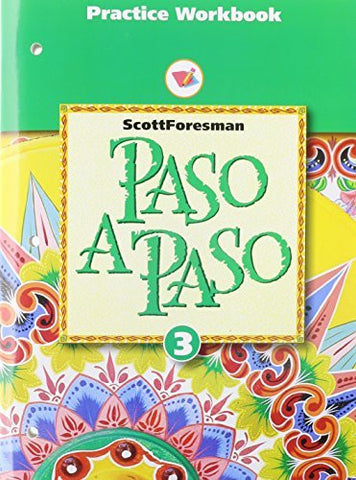 Paso a Paso: Level 3 (Workbook)