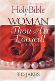 NKJV, Woman Thou Art Loosed, Hardcover, Multicolor