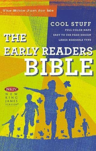 NKJV Early Readers Bible: New King James Version